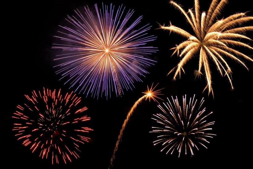 petoskey fireworks