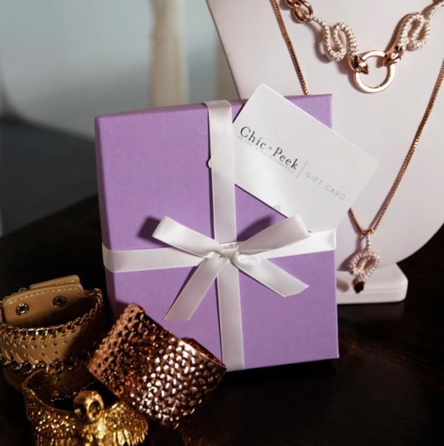 ChicPeek_giftcard