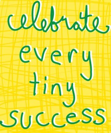 Celebrate Every Tiny Success Sunday Affirmations