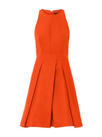 A-line Alexander McQueen dress