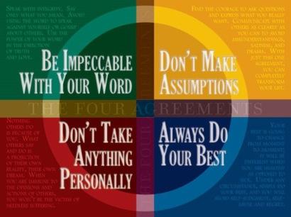 4 agreements
