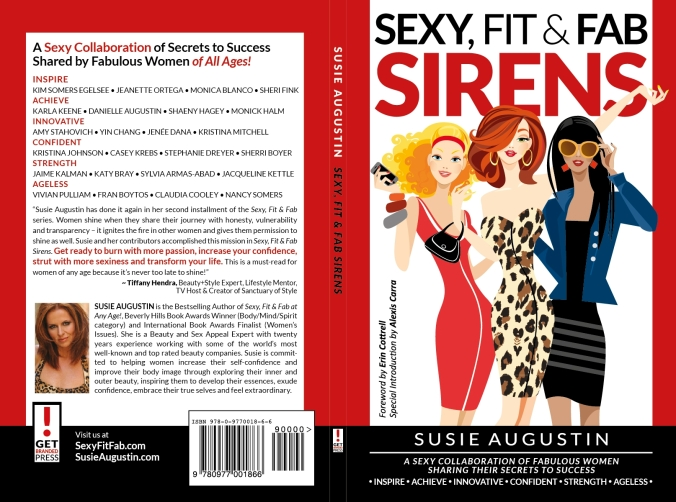 sexy fit fab sirens a sexy collaboration of fabulous women sharing their secrets to success