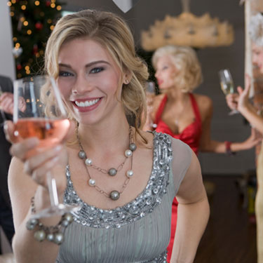 The Most Common Mistakes Women Make at Holiday Parties1