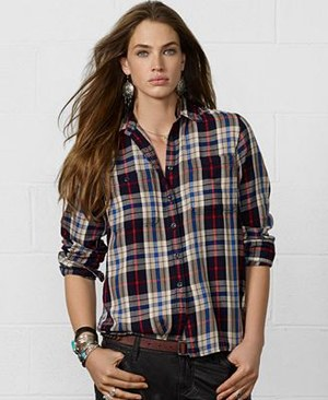 Plaid_shirt-ralph-lauren-long-sleeve-plaid-print-shirt-profile